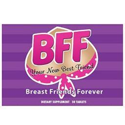 Bff Pills Breast Friends Forever, Success In Breast Enhancement 30 Tablets 1/day