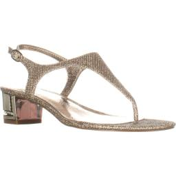 adrianna-papell-cassidy-t-strap-sandals-platino-o9fnf5eijrpei3sj