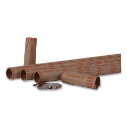 Preformed Tubular Coin Wrappers Quarters $10 1000 Wrappers Per Box   1 Box of: 1000