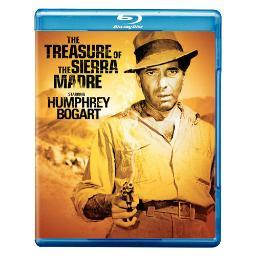 Treasure of the sierra madre (blu-ray/1948/eng-sp-fr sub) BR124268