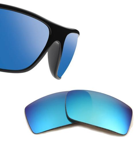 Best SEEK Polarized Replacement Lenses for Electric TECHNICIAN Blue Mirror