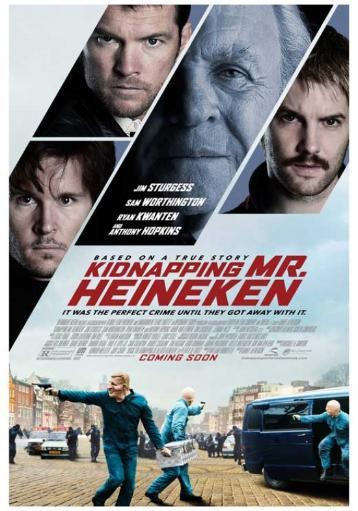 Kidnapping Mr. Heineken Movie Poster (11 x 17) 9NU4DEJRQ2FQGMNV