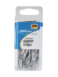 Swingline S7071744 Paper Clips Work Essentials, Silver