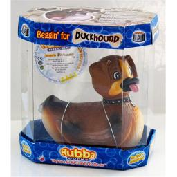 Rubba Ducks RD00072 Duckhound Collector Display Box