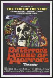 Dr. Terror's House of Horrors Movie Poster Print (27 x 40) MOVGJ6244