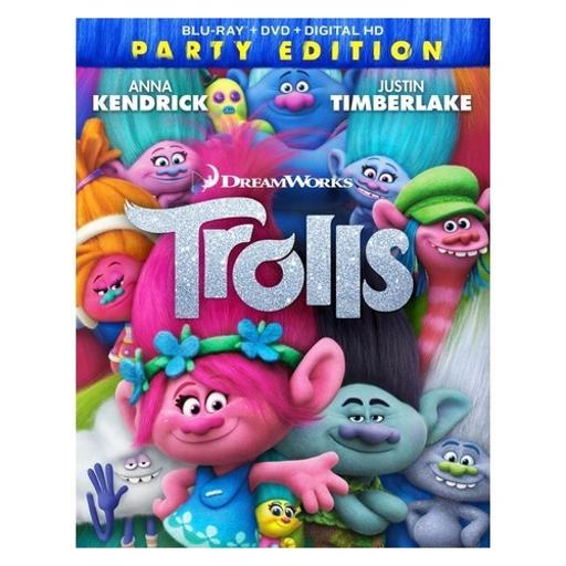 Trolls (blu-ray/dvd/digital hd) 6UN7HDG6ZXW1R7D8
