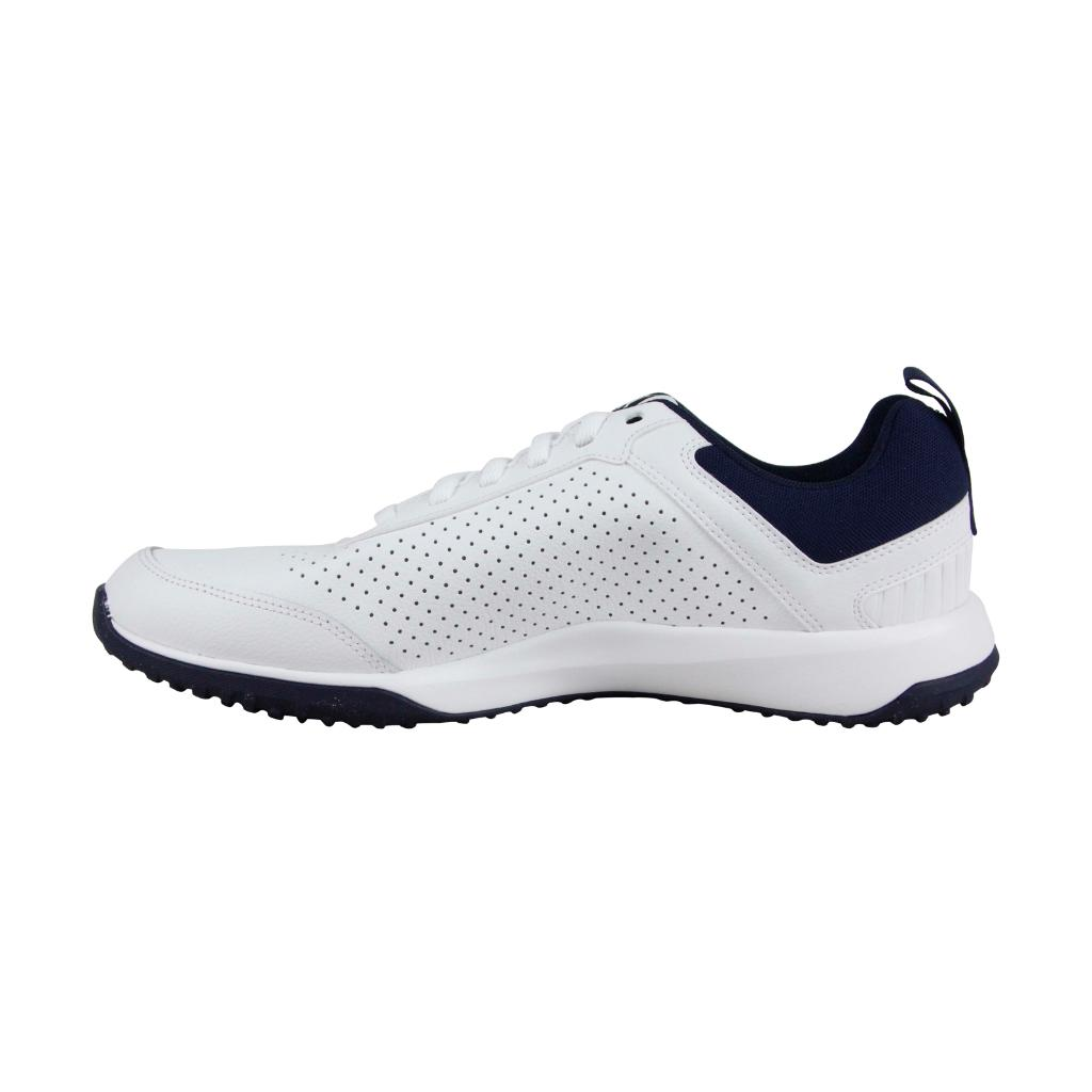 a581aef8d3ca6c Reebok Reebok Cxt Tr Mens White Leather Athletic Lace Up Training Shoes