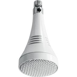 Clearone communications inc 910-001-014-w including white microphone array, white ceiling mounting base, 12in white dr