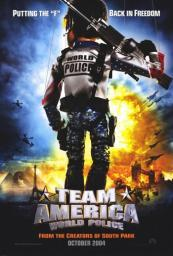 Team America World Police Movie Poster (11 x 17) MOV223432