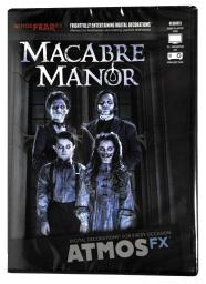 AtmosFX Macabre Manor DVD