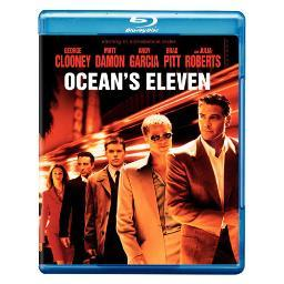 Oceans 11 (2001/blu-ray/ws-2.40/eng-sp-fr sub) BR25324