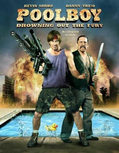Poolboy Drowning Out the Fury Movie Poster (11 x 17) ELSXO3WPFTG0W9OK