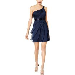adrianna-papell-womens-tiered-one-shoulder-cocktail-dress-y5umvjvkjugdty3f