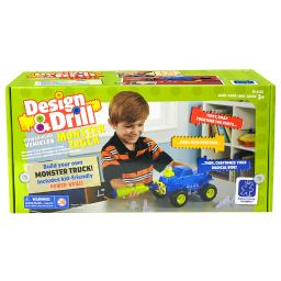 Learning resources design  drill power play vehicles 4132
