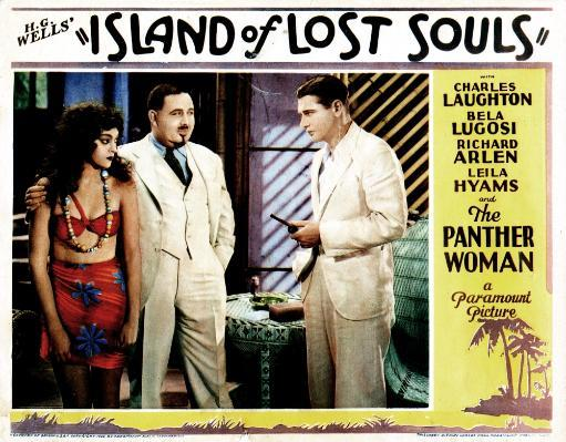 Island Of Lost Souls Movie Poster Masterprint YEISYXSU5APNAZYR
