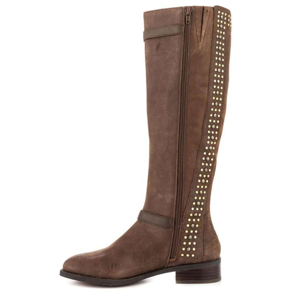 Jessica Simpson Womens Ellister Almond Toe Knee High Fashion Boots