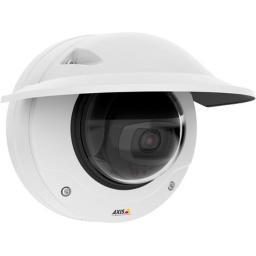 Axis Communication 01022-001 Q3517-LVE 5MP Outdoor Network Dome Camera with 4.3-8.6 mm Varifocal Lens