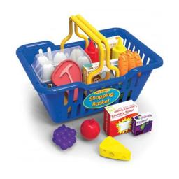 The Learning Journey 127063 Play and Learn Shopping Basket