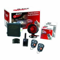 Alert 650R Deluxe Security with Remote Start