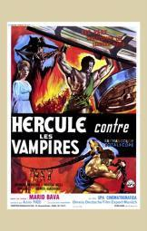 Hercules in the Haunted World Movie Poster (11 x 17) MOV254500