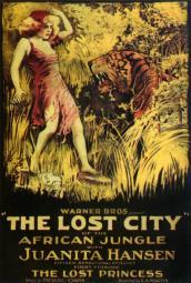 The Lost City Movie Poster Print (27 x 40) MOVIF7315