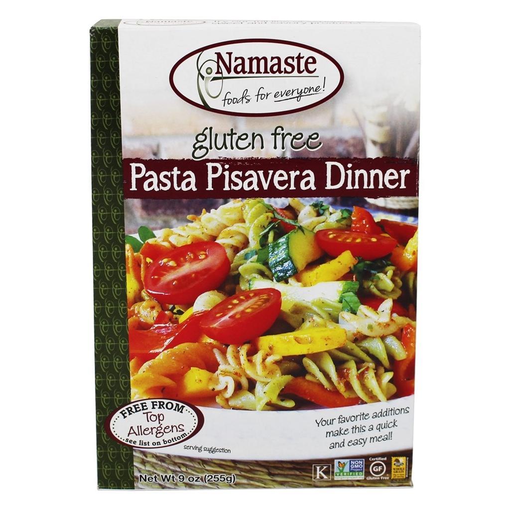 Namaste Foods - Gluten Free Pasta Pisavera Dinner - 9 oz.