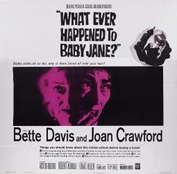 What Ever Happened To Baby Jane Movie Poster Masterprint EVCMCDWHEVEC022