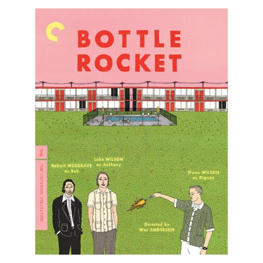 Bottle rocket (blu ray) (ws/dts-hd master audio 5.1) GUPLQ1XZIBTSVWKQ