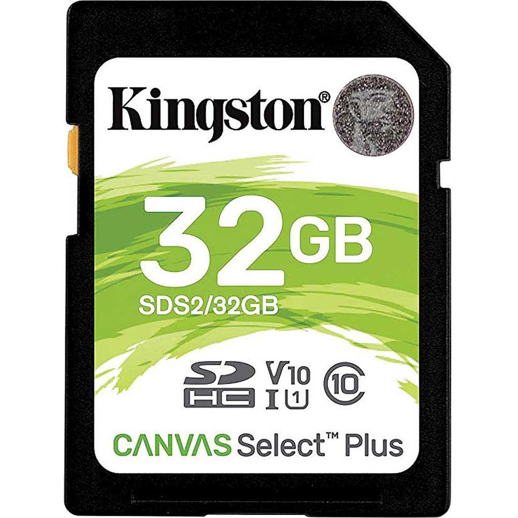 Kingston sds232gb sd memory card