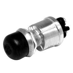 Cole Hersee Push Button Switch Spst Off-on 2 Screw