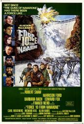 Force 10 from Navarone Movie Poster Print (27 x 40) MOVEF5438
