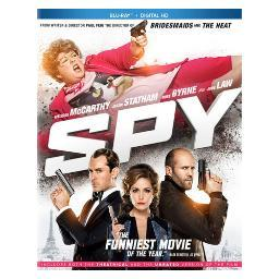 Spy (blu-ray/digital hd) BR2296942