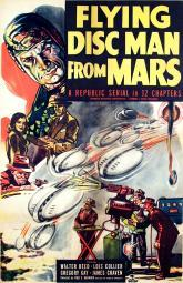Flying Disc Man From Mars 1950. Movie Poster Masterprint EVCMMDFLDIEC002H