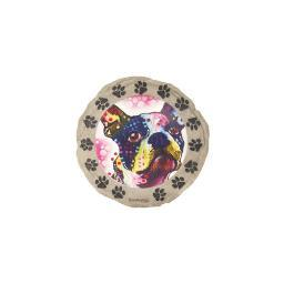 Spoontiques 13288 9 stepping stone  boston terrier