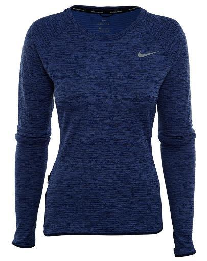 Nike Therma Sphere Element Long Sleeve Running Top Womens Style: 812042 LG6TEB6S6UYVEUNI