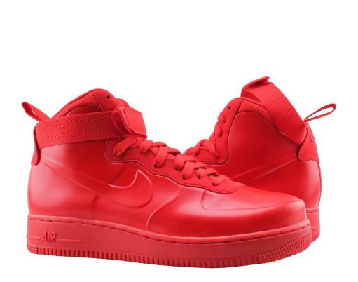 1ade9ab19 Nike Air Force 1 Foamposite University Red Men s Basketball Shoes BV1172-600