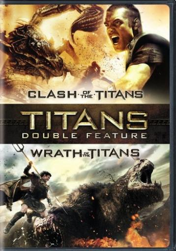 Clash of the titans/wrath of the titans (dvd/dbfe) 9L6ZORNDZQK2Z8IU