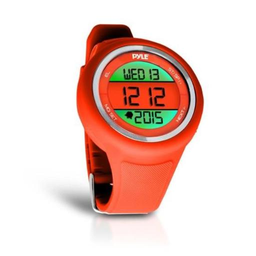 Pyle PATW19OR Go Sport Multi-Function Sports Training Watch