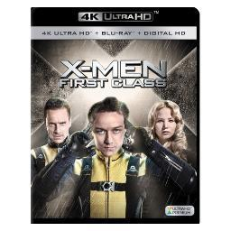 X-men-first class (blu-ray/4k-uhd/digital hd/2 disc) BR2331422