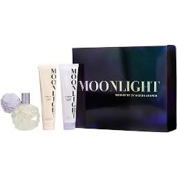 Moon Light 3 Piece Gift Set With 3.4 Oz By Ariana Grande New For Women