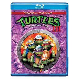 Teenage mutant ninja turtles 3 (blu-ray) BRN169203