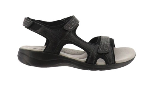 1ead6a53aaa Clarks Clarks Leather Adjustable Comfort Sandals Saylie J Clarks ...