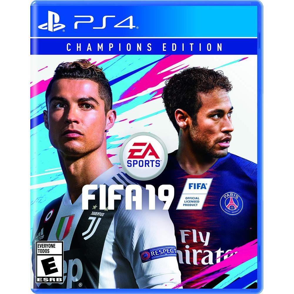 FIFA 19 Champions Edition - Playstation 4