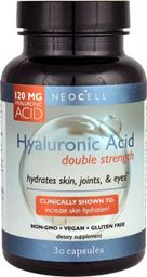 NeoCell Hyaluronic Acid Double Strength -- 120 mg - 30 Capsules