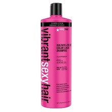 Sexy Hair Concepts Vibrant Sulfate-Free Color Lock Shampoo 33.8oz B52D98A92971E2EE
