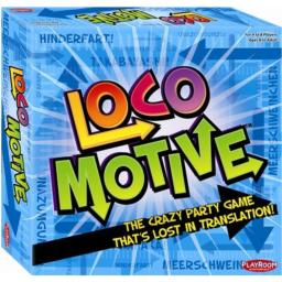 Playroom Entertainment Loco Motive