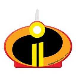 Incredibles 2 Cake Candle (1ct)