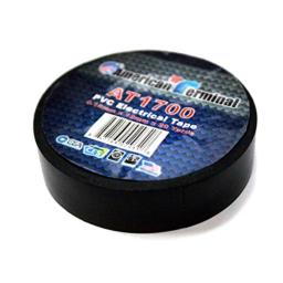 """American Terminal AT1700 General use 0.18mm X 3/4"""" x 20Yd Electrical Tape"""