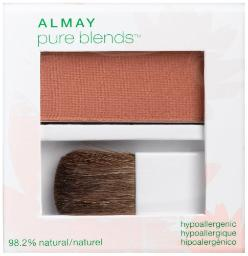 Almay Pure Blends Blush, Orchid, 0.15-Ounces Pack of 2