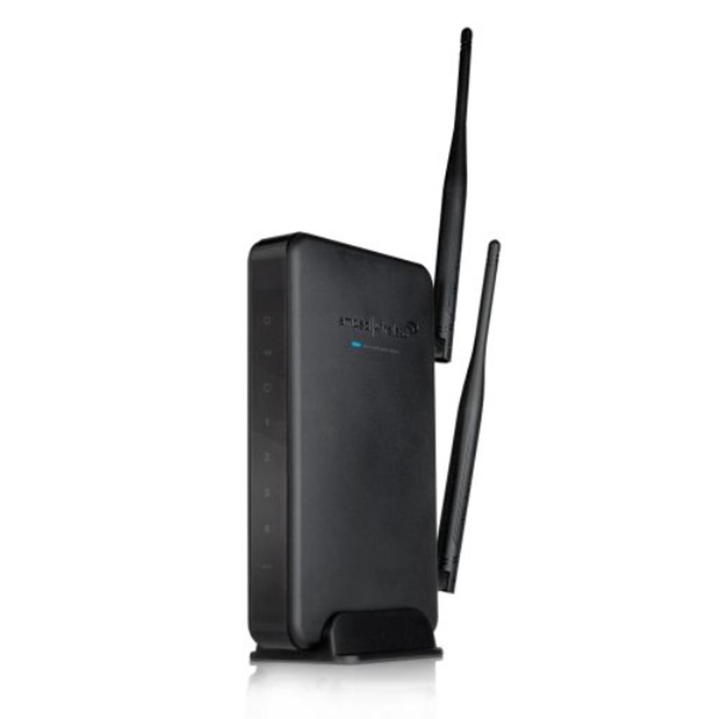 Amped Wireless High Power Wireless-N 600mW Amplified Router (R10000)